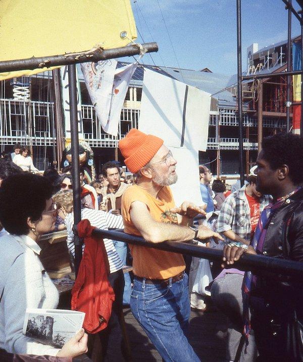 Pete Seeger, 1984